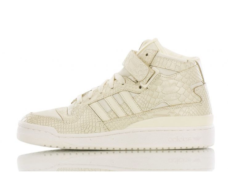 "Кроссовки adidas Forum Mid RS ""Cream White"""