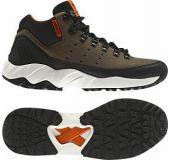 оригинальные Кроссовки adidas Torsion Trail Mid (Brown)