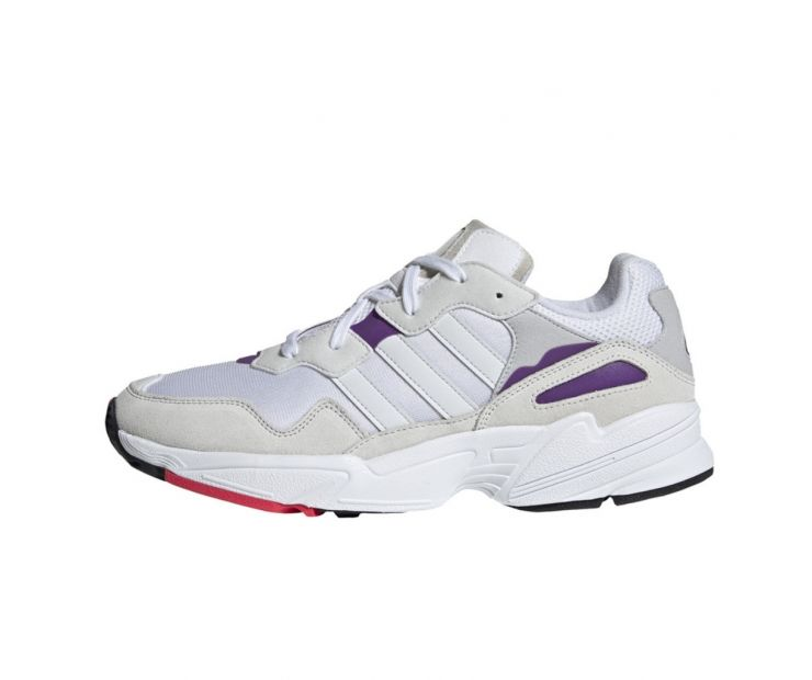 Кроссовки ADIDAS YUNG-96 White/Purple