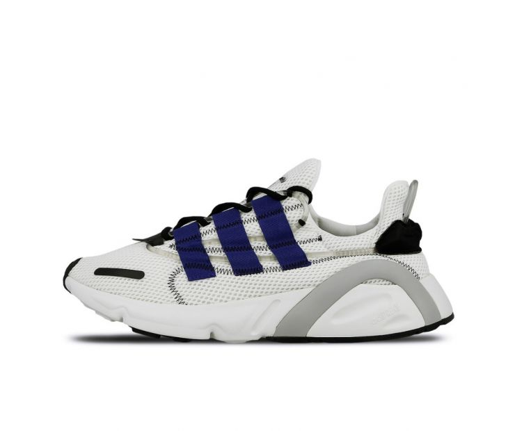 Кроссовки ADIDAS LXCON White/Blue