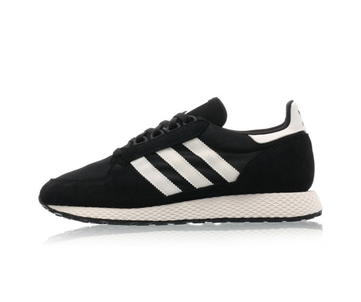 Кроссовки ADIDAS FOREST GROVE Black