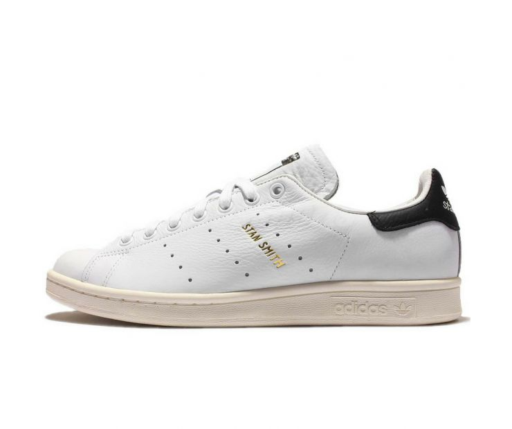 Кроссовки Adidas Stan Smith (Black/White)