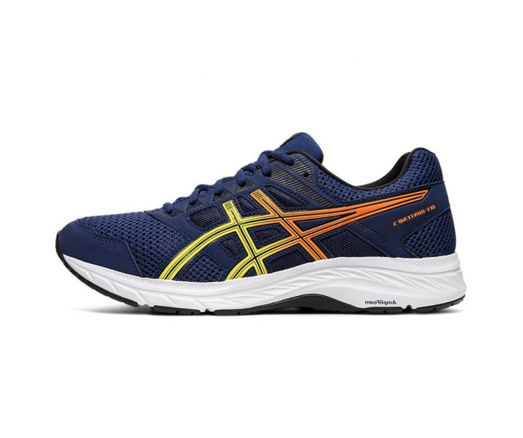 Кроссовки ASICS GEL-CONTEND 5 Blue/Yellow