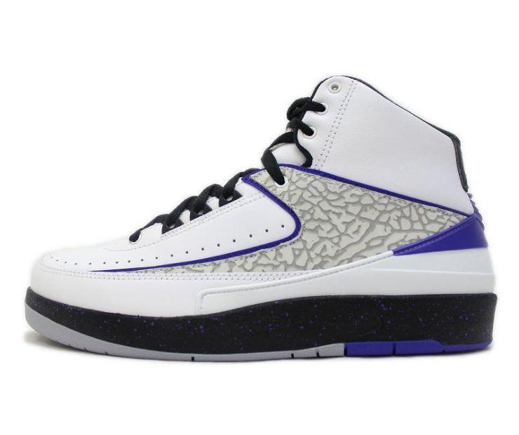 Кроссовки  Air Jordan 2 Retro
