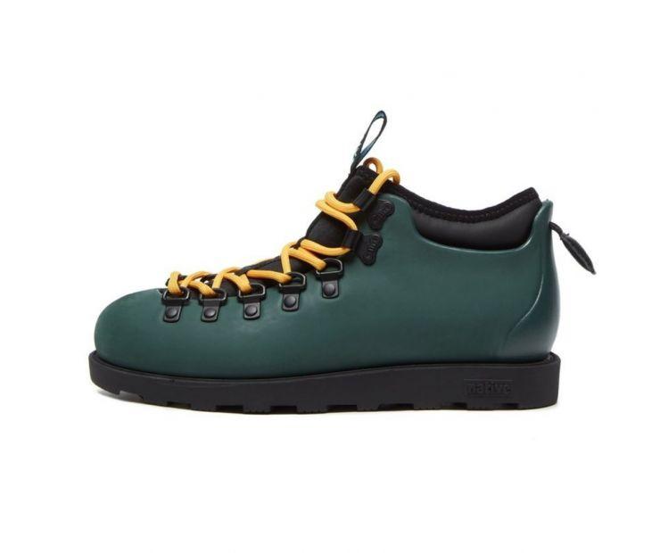 Ботинки Native 'Fitzsimmons 2.0' Green/Bone
