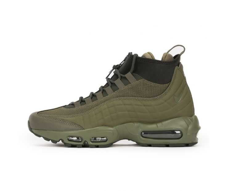 Кроссовки NIKE AIR MAX 95 SNEAKERBOOT GREEN