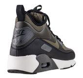 Зимние оригинальные  Кроссовки Nike Air Max 90 Ultra Mid Winter