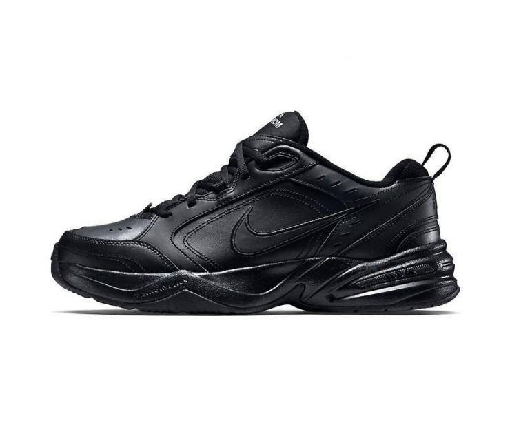 Кроссовки Nike Air Monarch IV чёрные