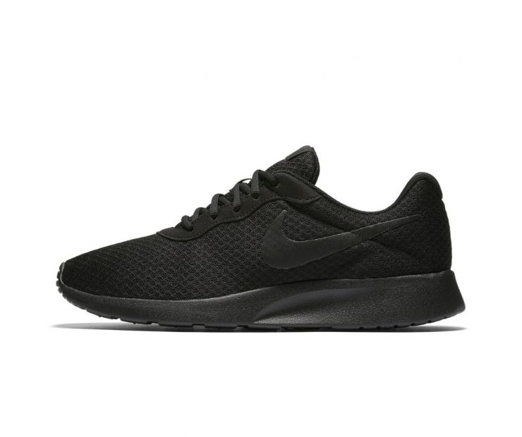 Кроссовки NIKE TANJUN All Black