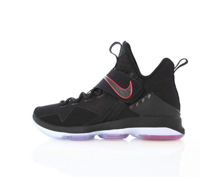 Кроссовки Nike LEBRON XIV Black Red