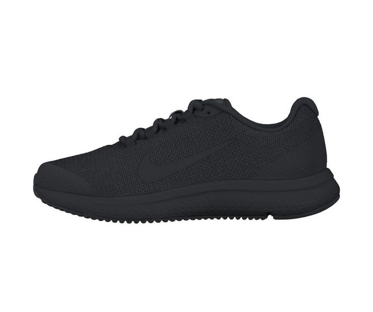 Кроссовки NIKE RUNALLDAY Light Black