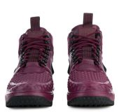 Кроссовки Nike Lunar Force 1 Duckboot 17 Bordeaux/Black