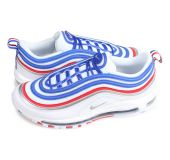 Кроссовки NIKE AIR MAX 97 (blue/red/white)