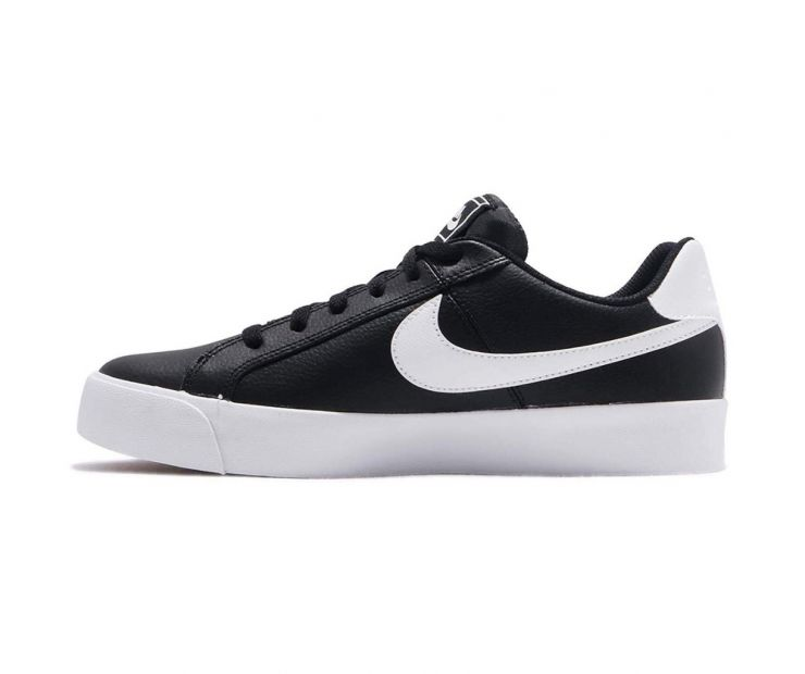Кроссовки NIKE COURT ROYALE AC BLACK