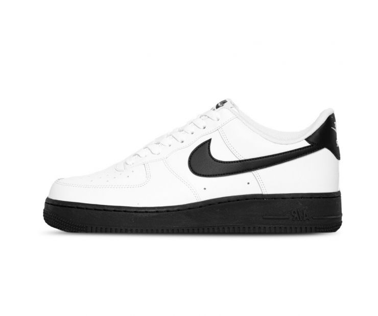 Кроссовки NIKE AIR FORCE 1 07 Low White/Black