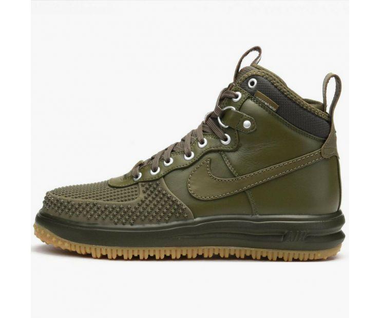 Кроссовки Nike Lunar Force 1 Duckboot Green