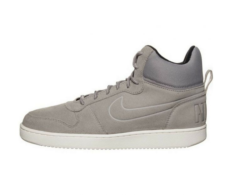 оригинальные Кроссовки Nike Court Borough Mid Prem