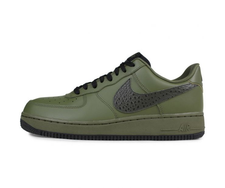 Кроссовки NIKE AIR FORCE 1 07 LV8 Green