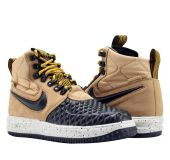 Кроссовки NIKE LUNAR FORCE 1 DUCKBOOT '17 (gold/black)