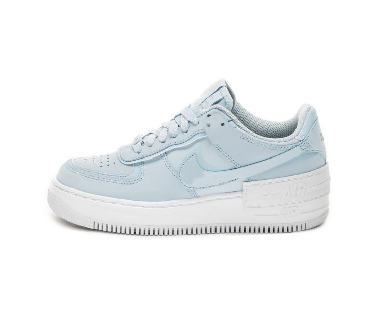 Кроссовки NIKE WMNS AIR FORCE SHADOW Blue