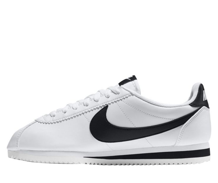 "Оригинальные Nike Wmns Classic Cortez Leather ""White"""
