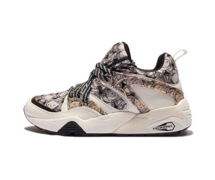 Кроссовки Puma Blaze Of Glory X Swash FG whisper w