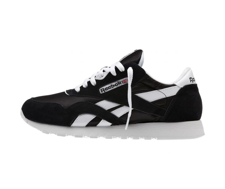 Reebok Nylon Black/White
