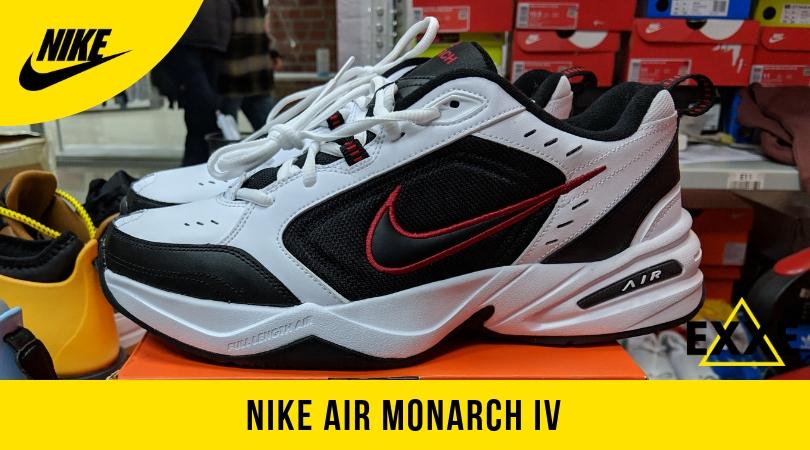 989dad1b NIKE AIR MONARCH IV - монархи среди кроссовок NIKE - магазин ...
