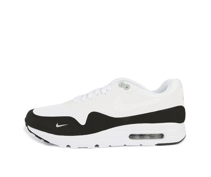 Кроссовки Nike Air Max 1 Ultra Essential White Black