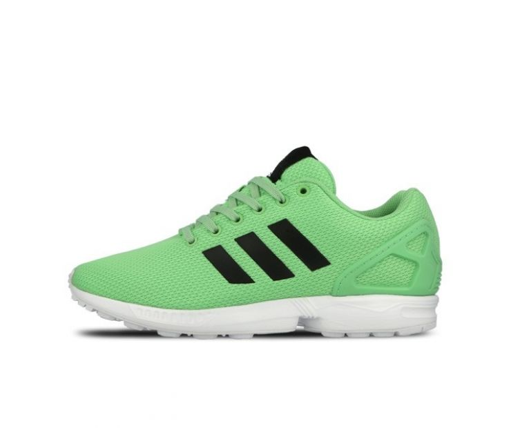 "Кроссовки adidas ZX Flux ""Super Green"""