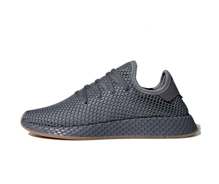 Кроссовки Adidas Deerupt Runner Grey