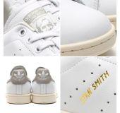 Кроссовки Adidas Originals Stan Smith White