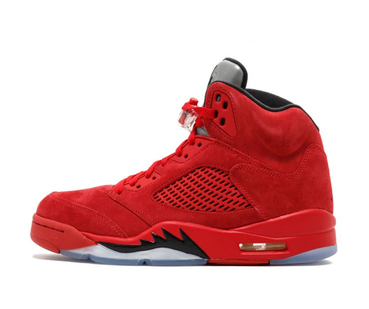 "Кроссовки Air Jordan 5 Retro ""Red Suede"""