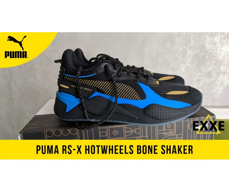 PUMA RS-X Hot Wheels Bone Shaker - FUTURE RETRO INCOMING