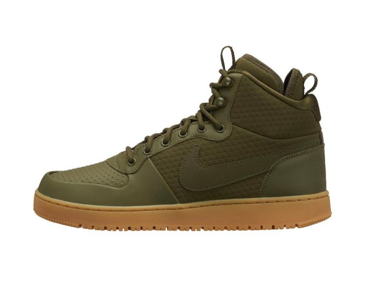 Кроссовки Nike Ebernon MID WINTER (green)
