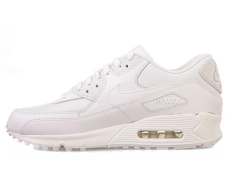 Кроссовки Nike Air Max 90 Essential white leather