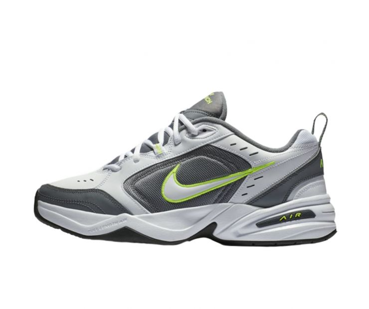 Кроссовки Nike AIR Monarch IV grey/green