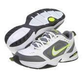 Кроссовки Nike AIR Monarch IV grey/green