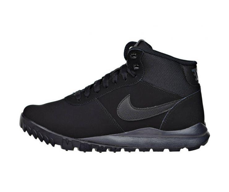 Ботинки Nike Hoodland Suede black