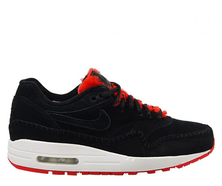 """Nike Wmns Air Max 1 Premium """"Action Red"""""""
