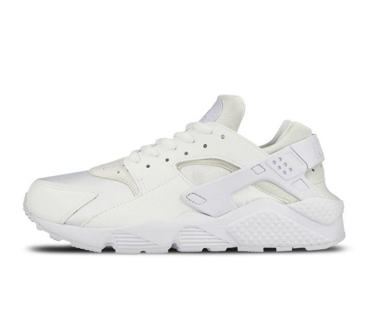 """Nike Wmns Air Huarache Run """"White"""""""