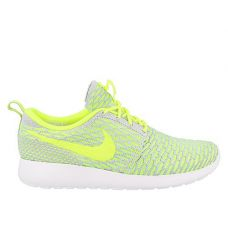"""Nike Wmns Roshe One Flyknit """"Electric Green"""""""