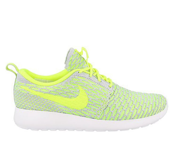 "Nike Wmns Roshe One Flyknit ""Electric Green"""