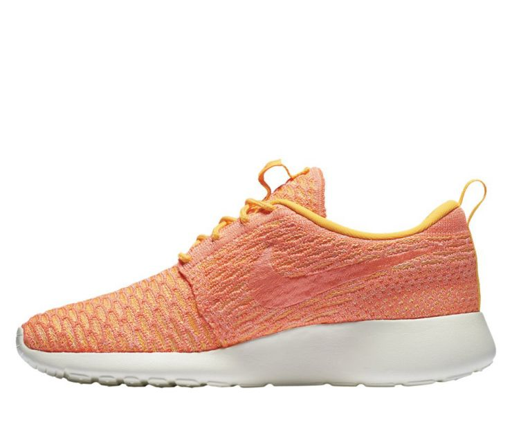"Nike Wmns Roshe One Flyknit ""Laser Orange"""