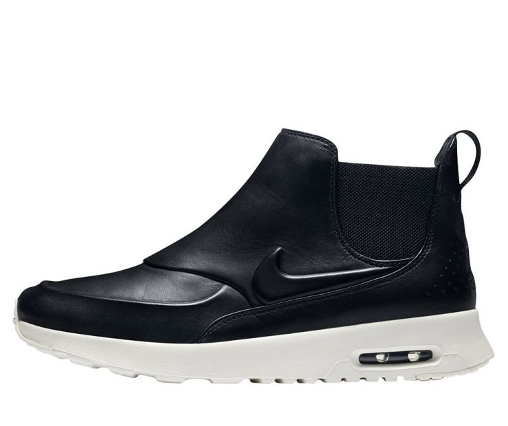 "Nike Wmns Air Max Thea Mid ""All Black"""
